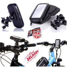 360  Bicycle Motor Bike Waterproof Holder Case Cover for ALL Apple Phones