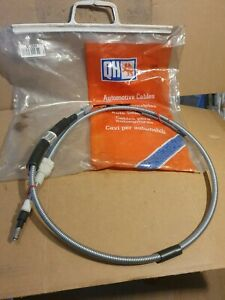 Ford Escort MK3 1980-86/ Orion 1980-84 New Rear LEFT HAND Brake Cable QH BC2001