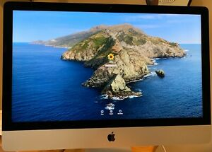 "Apple iMac 5K Retina 27"" (2017) 3.4GHz  i5 1TB SSD 16GB RAM Radeon 570 4GB"