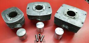 Zylinder schleifen,bohren,honen MZ ES/TS/ETZ 125/150ccm mit hochwertigem Kolben