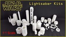 3D Printed 1:1 Scale Saber Kits