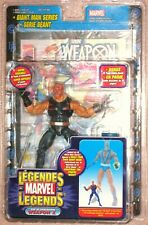 ToyBiz Marvel Legends Giant Man Series Weapon X Disfigured Variant MOSC