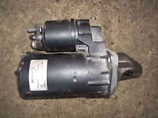 VAUXHALL CORSA C 1.2 16v Z12XE STARTER MOTOR 2001 - 2007 BREAKING SPARES