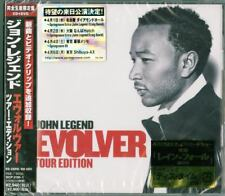 JOHN LEGEND-EVOLVER TOUR EDITION-JAPAN CD+DVD Ltd/Ed G35