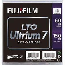FUJI LTO7 16456574 ULTRIUM 6.25TB 15TB LTO-7 TAPES WARRANTY 20 PACK NEW