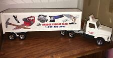 1994 Ertl Harbor Freight Tools S-series Tractor Trailer 1:25 Scale NIB