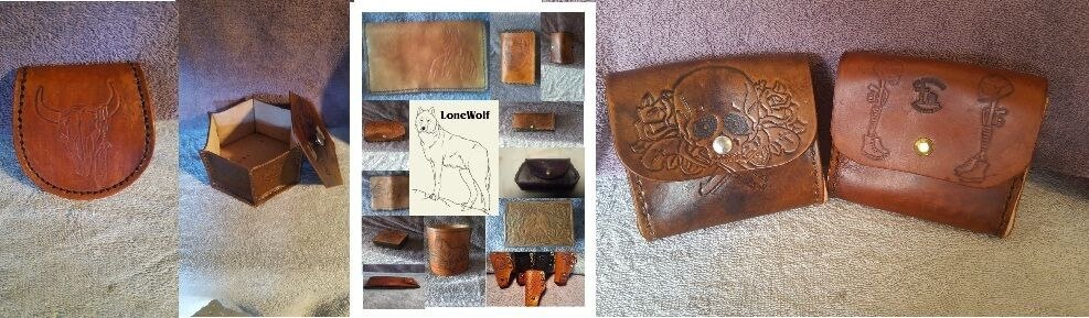 LoneWolf s Leather