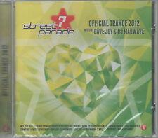 Streetparade OFFICIAL trance 2012 CD NUOVO MIX Dave Joy DJ madwave Paul Oakenfold