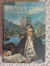 Bk: Captain Cook & The South Pacific,  An Horizon Caravel Bk 2nd Edition (#1260)