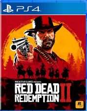 Red Dead Redemption 2 Asia Chinese/English etc subtitle PS4 NEW