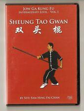 """""""Sifu Sam Hing Fai Chan"""" Sheung Tao Gwan Jow Gar kata"""