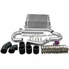 "CX Double Core Intercooler + 2.5"" Pipes BOV Kit  For 07-09 Mazdaspeed3 1st Gen"