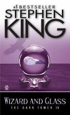Wizard and Glass (The Dark Tower, Book 4) by Stephen King, Dave McKean, Good Boo