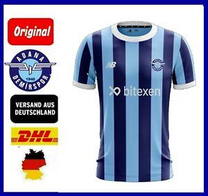 NEU 2021 / 2022 New Balance Adana Demirspor Trikot Mavi Forma Türkiye Atatürk