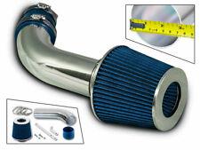 SHORT RAM AIR INTAKE KIT + BLUE DRY FILTER For 89-94 Geo Tracker SUV 1.6L L4