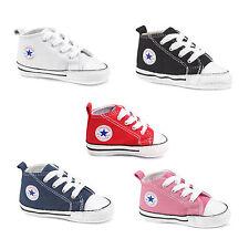 Converse Baby-Schuhe mit Schnürsenkeln
