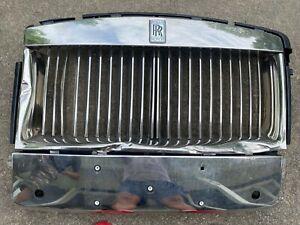 Rolls Royce Ghost Grille