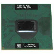 CPU Intel Pentium M 735A Centrino 1.70GHz SL8BA mobile 2MB 1.7/2M/400 processore