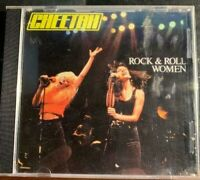 CHEETAH - ROCK & ROLL WOMEN - ALBERT SONY 475610 2 - RARE OOP CD LIKE NEW