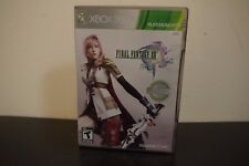 Final Fantasy XIII  (Xbox 360, 2010) *Tested/Complete