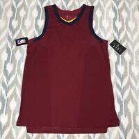 Nike Aeroswift Cleveland Cavs Blank NBA LeBron James Training Jersey AH9338-677