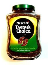 NESCAFE NEW TASTER'S CHOICE DECAF INSTANT COFFEE TASTERS CHOICE KOSHER