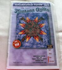 Grandmother Turtle Quilt Pattern by Linda Parker's Montana Quilts
