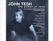 CD JOHN TESHthe power of loveEX (R0163)