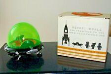 "I.W.G. Flying Saucer Attack Rocketworld Designer Toy 5"" 2008"