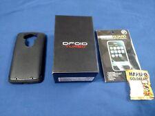 Motorola Droid Turbo XT1254 64GB Ballistic Nylon (UNLOCKED SIM and BOOTLOADER)