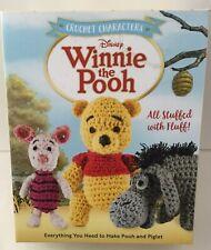 Disney's Winnie The Pooh( & Piglet) Crochet Kit, Brand New In Decorative Box!