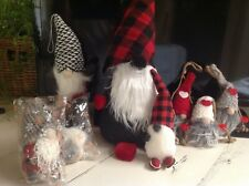 Pottery Barn GNOMES Decorations Winter Holiday Christmas PB,Garnet Hill,misc