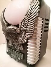 Radio Lampada Harley Davidson originale da tavolo NUOVA ANNI 90.