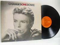 DAVID BOWIE ChangesOneBowie (changes one) LP EX/EX-, RS 1055 vinyl greatest hits