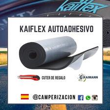 KAIFLEX autoadhesivo 15m2 , 20mm. Aislante de calidad camper.Envío desde España