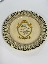 Collector Plate Royal Doulton There Is A Saying 10 1/2�