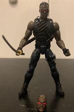 Marvel Legends Blade Man-Thing Wave