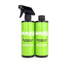 AutoKit Alloy Wheel Cleaner, Strong Acid Free Formula, Removes Brake Dust 1000ml