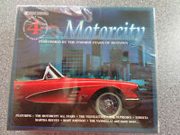 MOTORCITY - VARIOUS ARTISTS -  CD - ALBUM- (4 CD BOX SET) - NEW SEALED