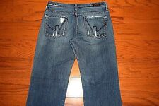 CITIZENS of HUMANITY Made USA EVANS Relaxed 606 Blue Jeans - Men 33 x 33 - MINT!