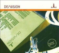 DE/VISION - DEVOLUTION TOUR 2003  CD + BONUS MAXI SINGLE CD NEW+