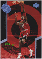 1998-99 UPPER DECK SUPER POWERS: MICHAEL JORDAN #S30 NBA 3x ALL-STAR GAME MVP