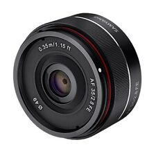 SAMYANG AF 35mm F2.8 In Sony FE completo montaggio del telaio