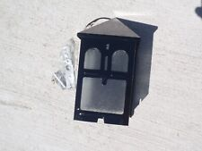 """Eight (8) """"Classic"""" Outdoor Deck / Fence Lights - 4.5""""WX5""""DX9""""H"""