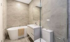 Silver Travertine Porcelain Tiles 600x600  First Quality