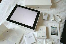 iPad 2 16GB WIFI 3G Cellular IMMACULATE black / brushd grey 9.6'' A1396 UNLOCKED