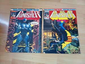Marvel Comics - The Punisher Bundle Issues 3 & 4