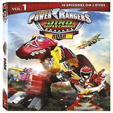Power Rangers Region Code 1 (US, Canada...) DVDs