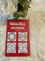 Magical Seals, Signs & Signatures by Donna Rose~ (Wiccan Pagan Spiritual Magick)