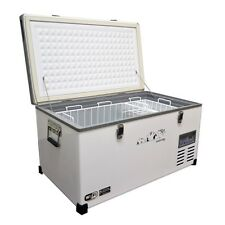 NEW MODEL! 61 Litre Evakool Glacier Metal Fridge/Freezer save $289.00